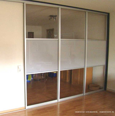raumteiler mit echtglas glaseinbau erfolgte durch kunde vor ort. Black Bedroom Furniture Sets. Home Design Ideas